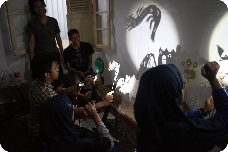 Shadow Theatre Workshop